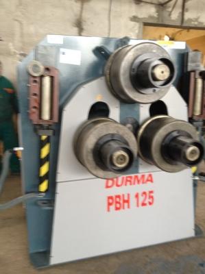 Новини - Профилоогъваща машина DURMA PBH 125