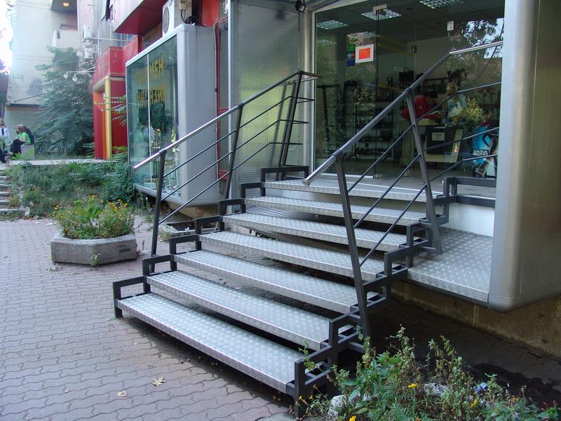 Сервизна стълба