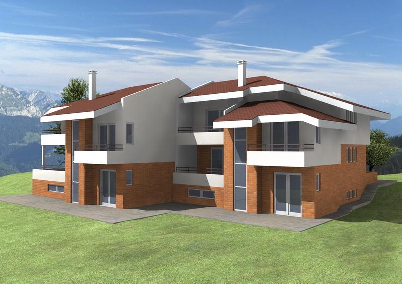 Къщи - Къща